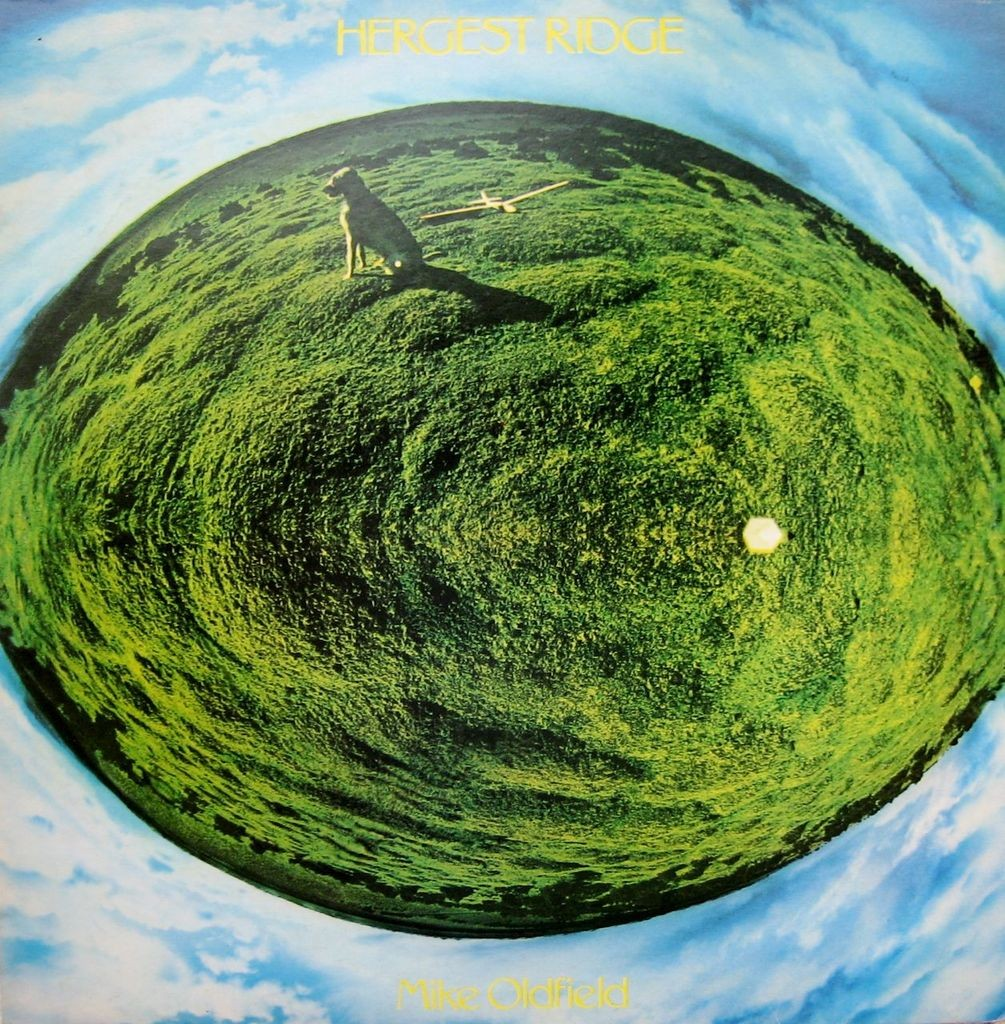 hergest ridge virgin lp