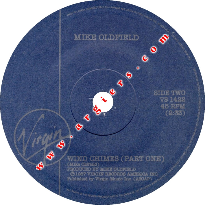 Mike Oldfield - Magic Touch